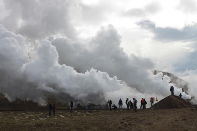 Iceland Expedition, foto: Diana WInklerová, 2015