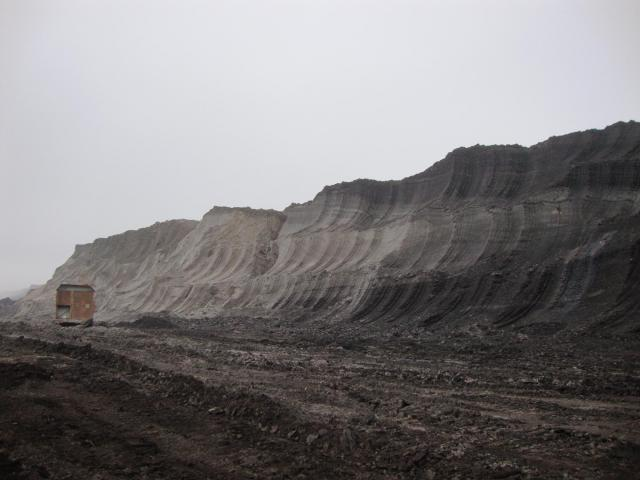 Důl Vršany, foto: Dagmar Šubrtová, 2015