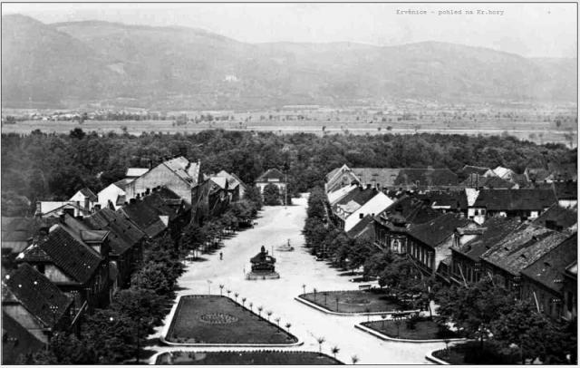 Ervěnice, foto: archiv autora