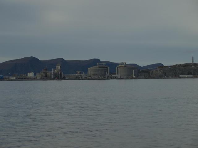 Hammerfest fjord, Norsko, foto: Alena Kotzmannová