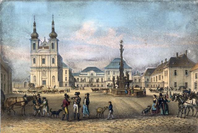 Starý Duchov, foto: Oblastní muzeum Duchcov