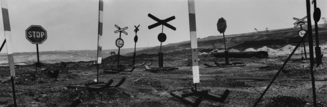 Josef Koudelka:Region of the Black Triangle (Ore Mountains) 1993