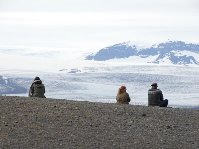 Iceland expedition 2015. Photo: Julia Martin, 2015