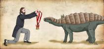 Eduard Suess and His Strutiosaurus