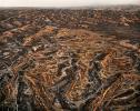 Edward Burtynsky, Oil Fields #27, Texas City, Texas, from the series Oil Refineries / Fields, 2004